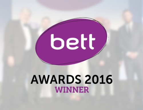 2016 bksb Wins the Bett Award