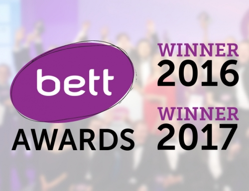 2017 Another BETT Award win for bksb!