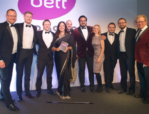 "bksb Wins Bett Award ""Company of the Year"" for the Third Year"