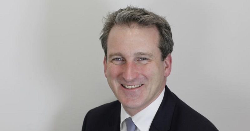 New Education Secretary Damian Hinds