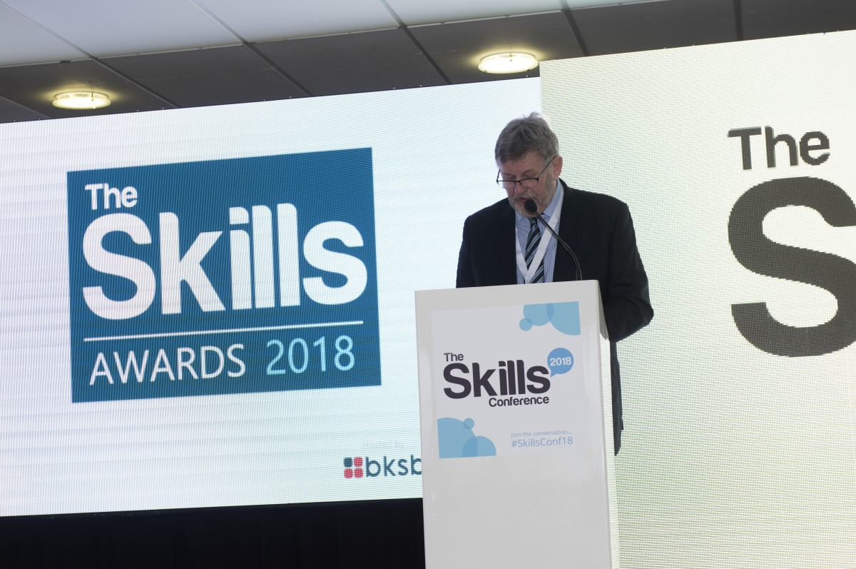 The Skills Awards 2018