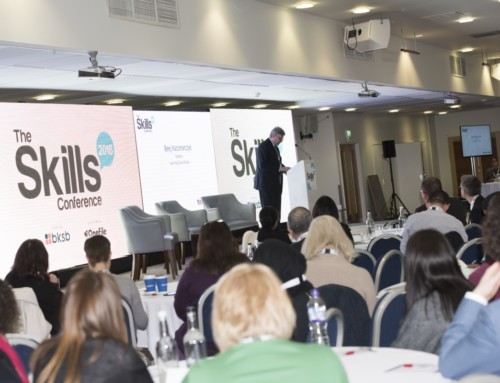 Hundreds of delegates attend The Skills Conference 2018