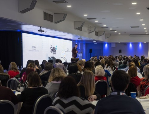 Over 400 delegates attend The Skills Conference 2019