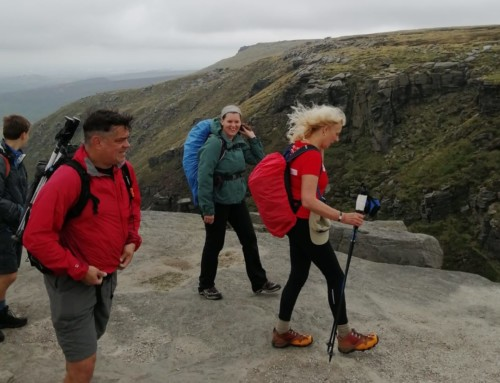 bksb takes on the Derbyshire Three Peaks Challenge
